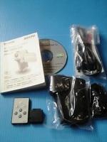 ムービーデジカメ「Xacti DMX-C5」写真